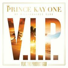 "MAXI-CD - ""V.I.P."" - PRINCE KAY ONE feat. THE PRODUCT G&B+neu+ovp++"
