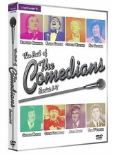 THE BEST OF THE COMEDIANS series 1 - 7. Seven discs. New sealed DVD.