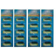 20 Piles Alcaline 12V A27 27A Super Power Battery Alkaline Mn27 Gp27a L828 El812