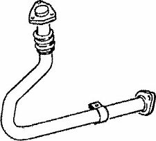TY345E EXHAUST PIPE FOR TOYOTA LAND CRUISER 2.4 1985-1990