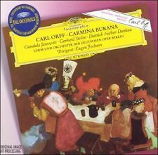 Carl Orff: Carmina Burana (CD, Oct-1995, DG Deutsche Grammophon (USA))