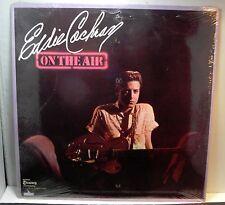 EDDIE COCHRAN / ON THE AIR - Sealed LP (1987)