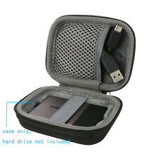 Travel Case Bag for SAMSUNG T3 Portable 250GB USB 3.1 External Solid State Drive