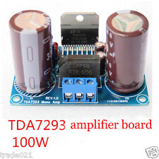 TDA7293 Mono Channel Amplifier Board 100W High Power with Rectifier Filter