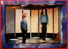 """STAR TREK TOS 50th Anniversary - """"THE CAGE"""" - GOLD FOIL Chase Card #65"""