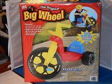 2016 Jakks Pacific The Original Big Wheel Racer Kids Trike NMISB! For 3-8 Years!