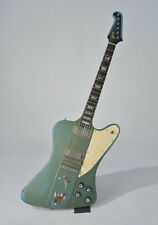 """c. 1965 Gibson Firebird V in """"Inverness Green"""" Lot 148"""