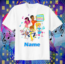 Fresh Beat Band of Spies Custom tshirt PERSONALIZE, Twist, Shout, Marina, Kiki
