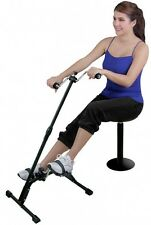 Total Body Exerciser Stores Easy Exercise Anywhere No Bulky Equipment Pedaler