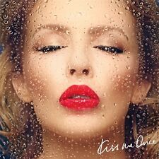 Kiss Me Once - MInogue Kylie CD Sealed ! New ! 2014
