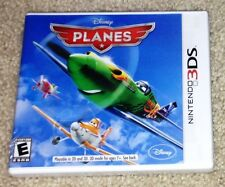 DISNEY'S PLANES Nintendo 3ds 2ds Play in 3D or 2D *BRAND NEW/SEALED!*