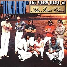 Very Best of First Class: Beach Baby NEW CD,mails 1st class w/tracking,20 cuts
