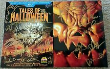 Ltd Ed! Tales Of Halloween Blu Ray Box Set SIGNED! Directors/Actors PLUS T-SHIRT
