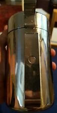 Vintage VEV Vigano INOX 18/10 STAINLESS Made In Italy PINT MILK, CREAMER, FROTH