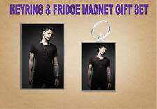 danny o'donoghue Key Ring & Fridge Magnet Set