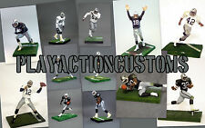 Choice of 1 Oakland Raiders Custom Action Figure made w/ Mcfarlane NFL Vegas LA