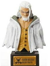 One Piece new world Appendix Statue Bust 01 P 1 Figure Figurine Silvers Rayleigh