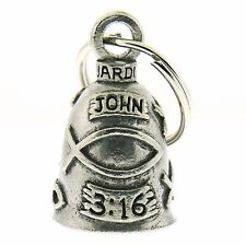 JOHN 3:16 Guardian® Bell Motorcycle - Harley Accessory HD Gremlin NEW
