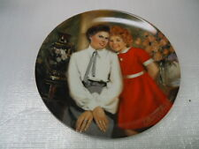 ANNIE and GRACE Collectible Plate 1983 Knowles Fine China Limited Edition