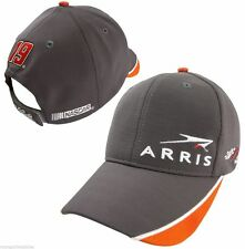 Carl Edwards Chase Authentics #19 Arris Racing Pit Hat FREE SHIP!