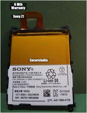 High Back Up OEM Sony Xperia Z1 L39h C6902 C6903 C6943 C6906 Battery 3000mAh