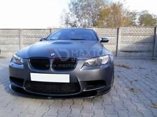 FRONT SPLITTER (TEXTURED) - BMW M3 E92/E93 Preface (Coupe & Cabrio) 2006-2013