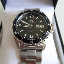 XL Orient Mako 2 II FAA02001B3 Automatic Watch Automatik Herren Taucher Uhr Box