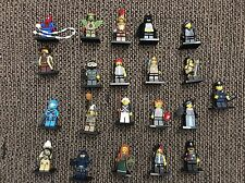 21 Genuine Lego Minifigs Lot Marvel Movie Series 3 4 7 8 11 More Maiden
