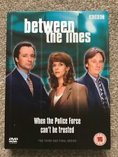 Between The Lines - Season 3 Third & Final (DVD, 2006, 3-Disc Set) Season Three