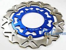 Yamaha WR450F YZ450F WR Front Brake Oversize Supermoto Disc Rotor 320mm P DR30
