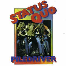 STATUS QUO ( NEW SEALED CD ) PILEDRIVER ( REMASTERED + 1 BONUS TRACK )
