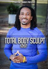 Total Body Sculpt - Reg the Trainer (DVD, 2014)
