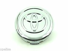 Genuine New 62mm TOYOTA CENTRE CAP For Avensis 2003-2008 Corolla Verso 2004-2009
