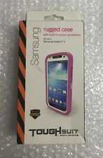 BODY GLOVE ToughSuit Case for Samsung Galaxy S4 + Built-in Screen Protector