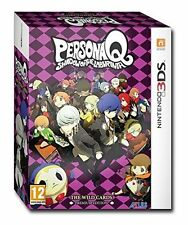 Persona Q: Shadow of the Labyrinth: The Wild Cards Premium Edition (3DS)  New