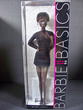 NIB BARBIE DOLL 2009 BASCIS 04 001 BLACK AA AFRICAN AMERICAN BIG SALE L@@K!!