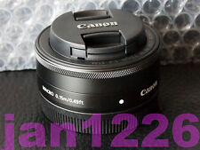 New Genuine Canon EOS M EF-M 22mm F/2 STM Prime Wide Angle Pancake Lens*** SALE