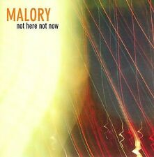 Malory - Not Here Not Now CD album Clairecords German Shoegaze Out Of Print Rare