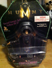 1998 TOY ISLAND--THE MUMMY MOVIE--CURSED MUMMY IMHOTEP FIGURE (NEW) RARE!