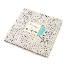 """Moda FABRIC Layer Cake ~ THE WORDSMITH ~ Janet Clare 42 - 10"""" Squares"""