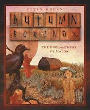 Autumn Equinox Mabon Celebration Book ~ Wiccan Pagan Supply