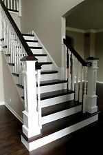 """NEWEL POST (6 1/2"""" KING BOX - POPLAR); 10% OFF FOR LARGE ORDERS"""