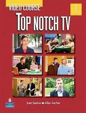 Top Notch TV 1 Video Course, Ascher, Allen, Saslow, Joan M., Good Book