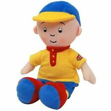 "NEW Caillou 7"" Plush Doll Official Product USA Seller Halloween Xmas Gift Cute"