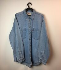 Levi's Denim Shirt Men's Size L
