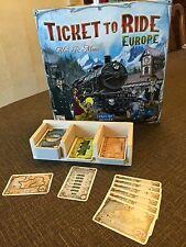 Ticket To Ride Europe Deck Holder