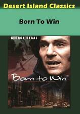 Born to Win (DVD MOVIE) BRAND NEW