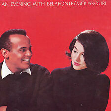 An Evening with Belafonte/Mouskouri New CD