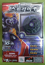 MEGA BLOKS BATTLE STRIKERS METAL XS TURBO TOPS ODINSKULL.XS TEAM PHANTOM #29792