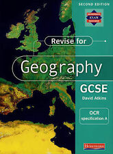 Revise for Geography GCSE: OCR Specification A (Revise for Geography GCSE (for O